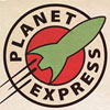 Futurama Planet Express Pilot Eye Chart