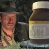 Rare Indiana Jones And The Raiders Of The Nutella Snack Treat Commercial Spot