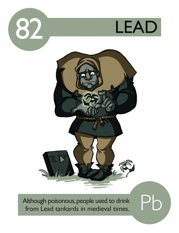 The entire periodic table of elements as cartoon for 112 periodic table