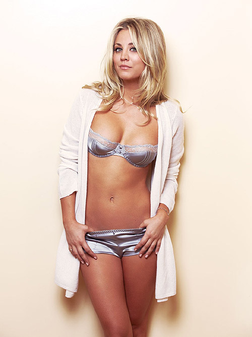 The Big Bang Theory Star Kaley Cuocos Lingerie Photoshoot For Esquire Mexico 18335 on official earth day