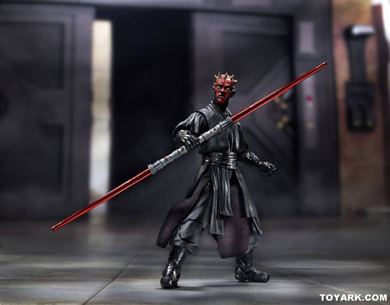 Star Wars Toys 2013 : Toy fair hasbro s star wars black series ″ wave