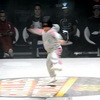 6 Year Old Girl Serves Older Opponents In Break Dancing Competition