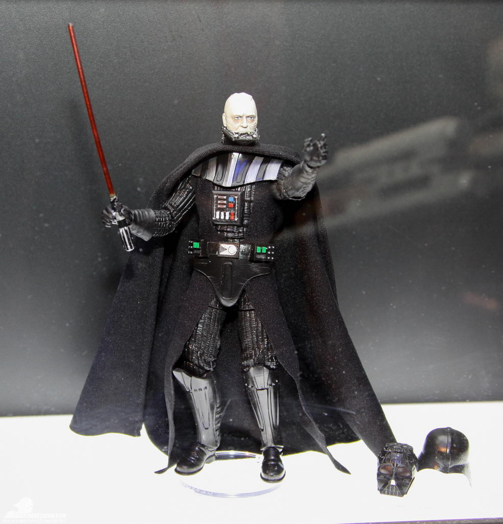 New Star Wars Toys : Toy fair star wars black series new figures
