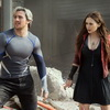SPOILER - AVENGERS AGE OF ULTRON Quicksilver and Scarlet Witch Origins Revealed
