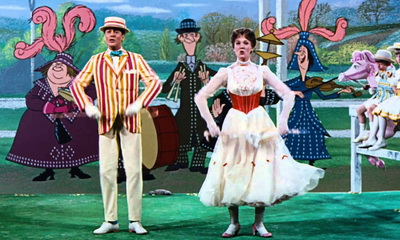 What's Hot: Mary Poppins Sings Death Metal Version Of Supercalifragilisticexpialidocious