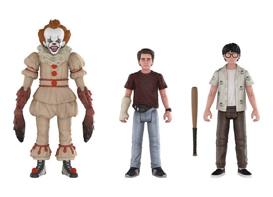 Funko Unveils New Stephen King S It Figures Pop And