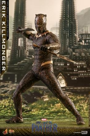 Hot Toys - Black Panther - Erik Killmonger collectible figure_PR1.jpg