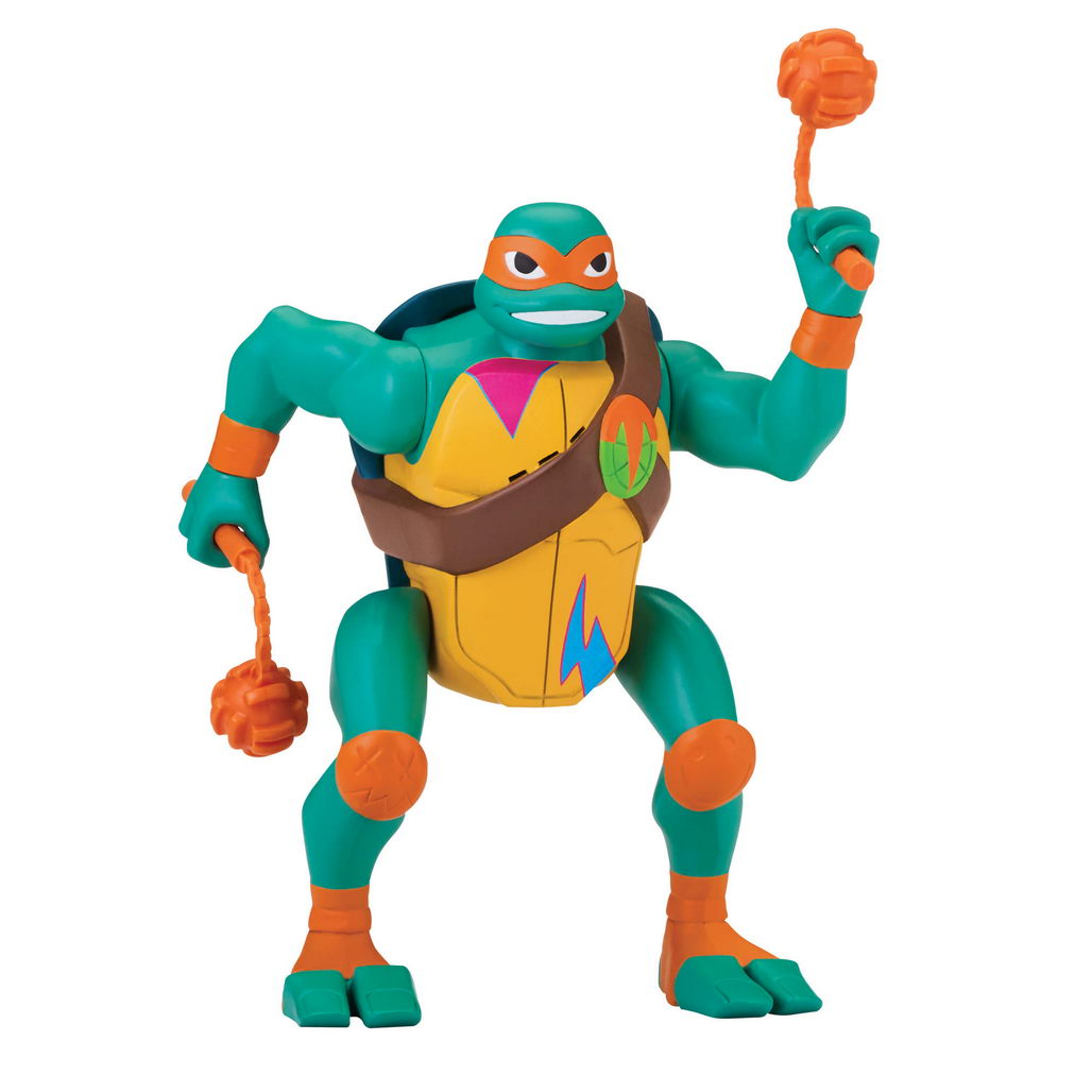 Playmates Reveals Rise of the Teenage Mutant Ninja Turtles ... Ninja Turtles Toy Ninja Turtles