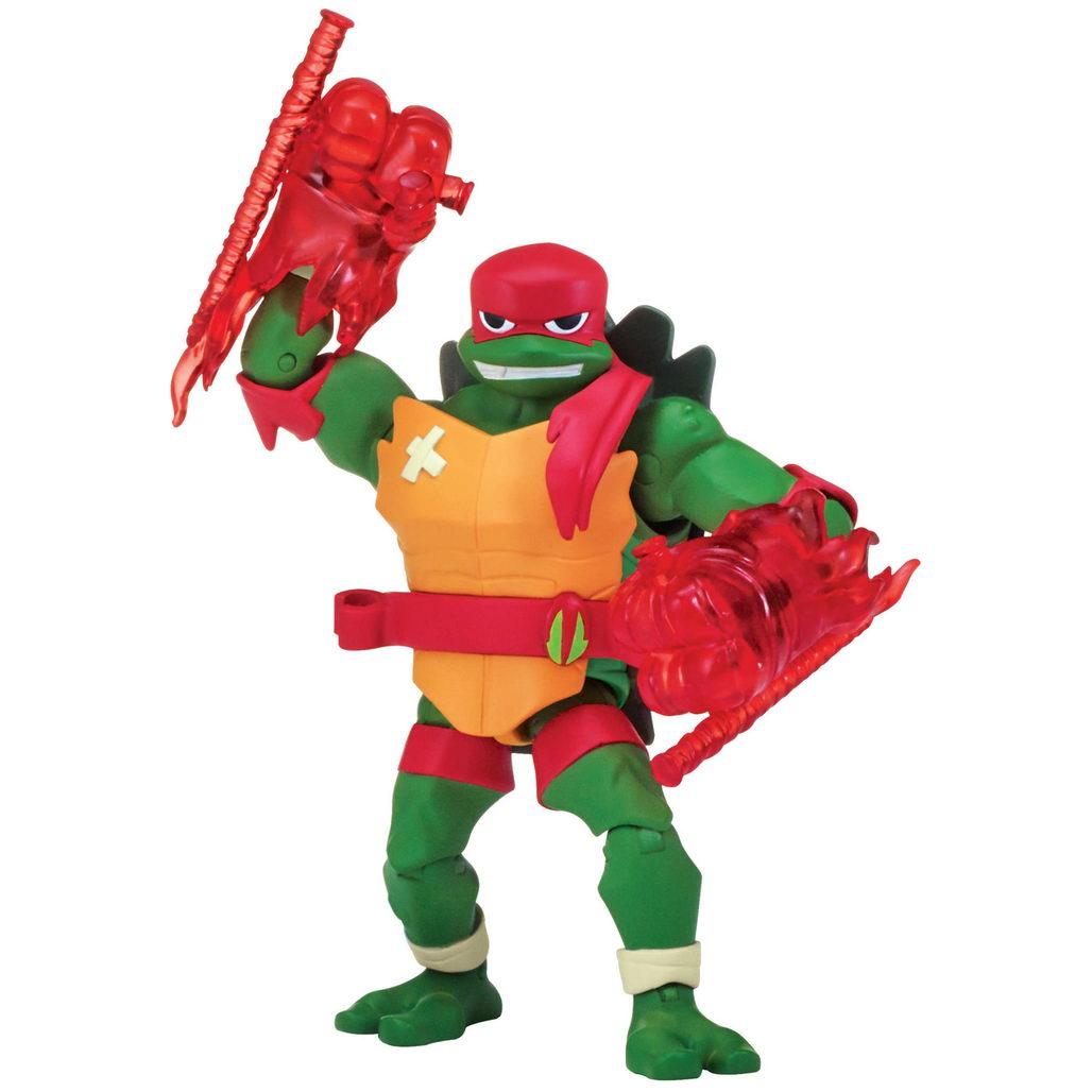 Playmates Reveals Rise Of The Teenage Mutant Ninja Turtles