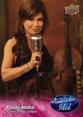 TV American Idol Trading Cards