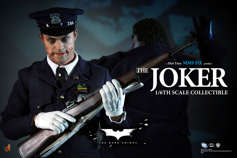 Hot Toys: Police Honor Guard Joker (Updated!)