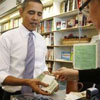 President Obama Buys Pop Up Star Wars Book