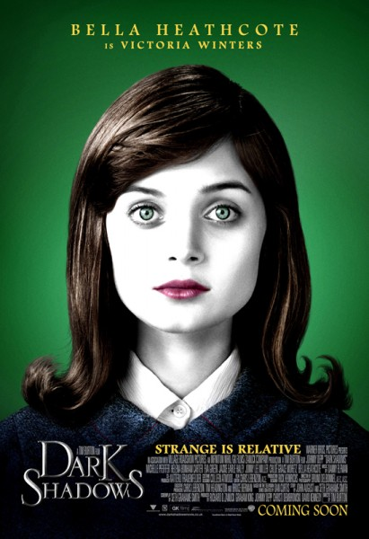 9 Character Posters Released From Tim Burton's 'Dark ...