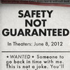 First Trailer and Poster For Time Travel Comedy 'Safety Not Guaranteed'