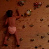 There's Nothing More Precious Than A Baby's First… Wall Climb?!?
