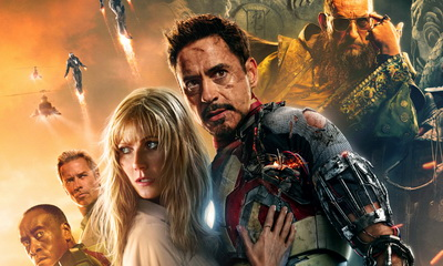 What's Hot: YBMW Movie Review: IRON MAN 3 SPOILER FREE!!