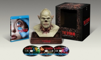 The Strain Season One Premium Blu Ray Set To Arrive With Bust Of The Master Youbentmywookie