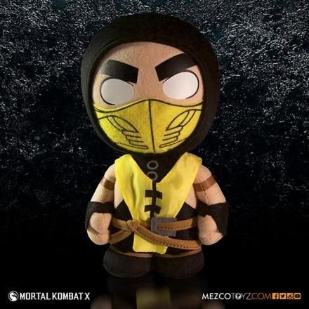 Mezco Toyz Mortal Kombat X Plush Figures_4.jpg