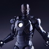 Hot Toys 1/6th scale Mark VII (Stealth Mode Version) Iron Man Collectible Figure