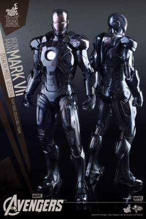 Hot Toys - Avengers - Mark VII Stealth Mode Version Collectible Figure_1.jpg