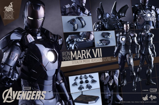 Hot Toys - Avengers - Mark VII Stealth Mode Version Collectible Figure_12.jpg