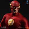 Popular Collectibles: New Pics for Mezco's 1:12 Scale Flash Figure