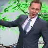 Tom Hiddleston: Actor, Sex Symbol, Weatherman?