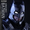 Hot Toys - MMS356 - Batman v Superman: Dawn of Justice 1/6th scale Armored Batman (Black Chrome Version) Collectible Figure