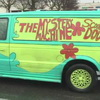 Woman Leads Police on High Speed Chase in Her Homemade Mystery Machine