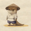 Get Over Hump Day With Leo Xing Ming's Kung-Fu Otter