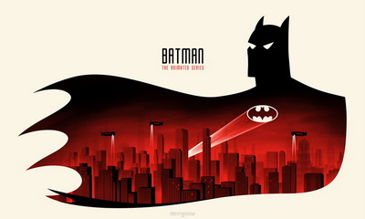 What's Hot: Mondo's First  Round Of 'Batman The Animated Series' Posters Revealed