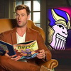 'Avengers: Endgame' Cast Mocks Thor With Adorable Kid's Book