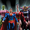 History of the DC Universe Series 3 Action Figures