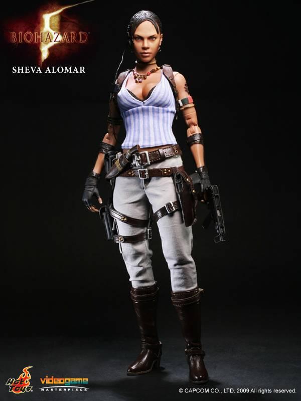 Resident Evil 6 Biohazard Toys : Hot toys vgm bio hazard inches high sheva
