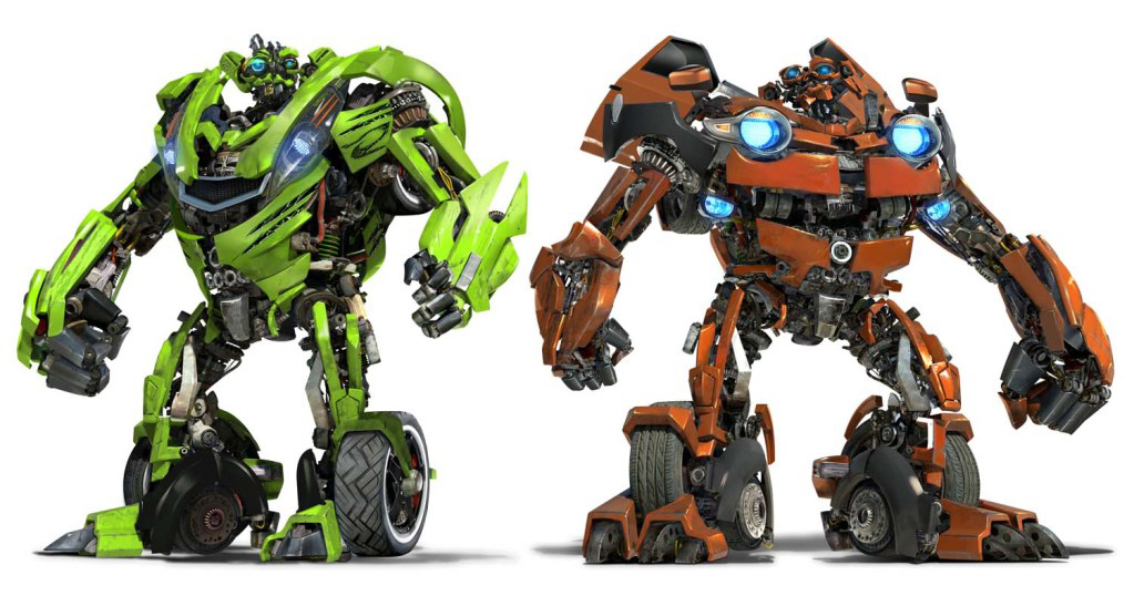 New Transformers 2 Robot Images Now Online