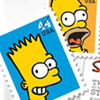 D'OH! Simpson Stamps Start Postal Rate Hike