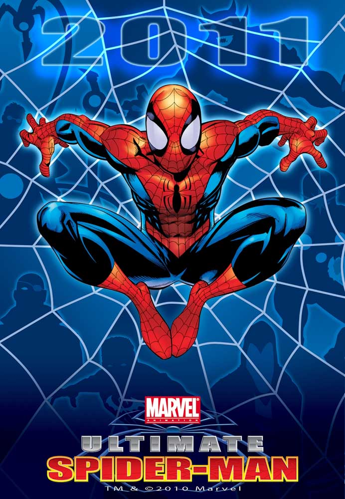 New Ultimate Spider Man Animated Series To Debut In 2011