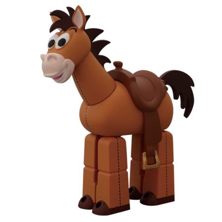 Medicom Reveals New Toy Story 3 Kubricks Collectibles – YBMW