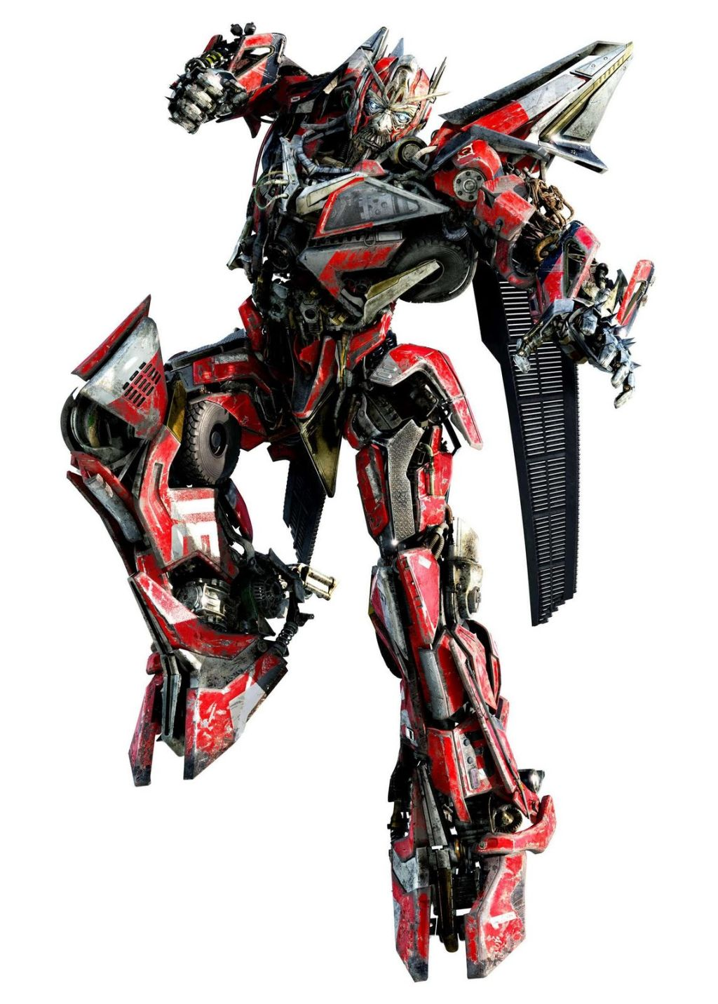 sentinel prime how tall