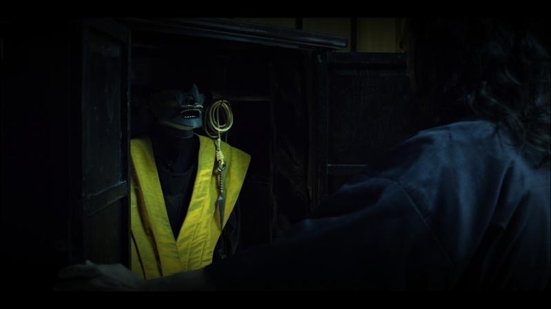 Mortal Kombat Legacy Sub Zero Costume First Look At Scorpion...