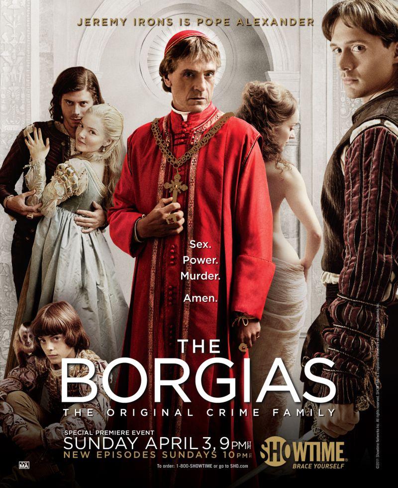 Borgia Serie