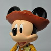 86 Hero Mickey Mouse Woody Metal Hybrid Figuration