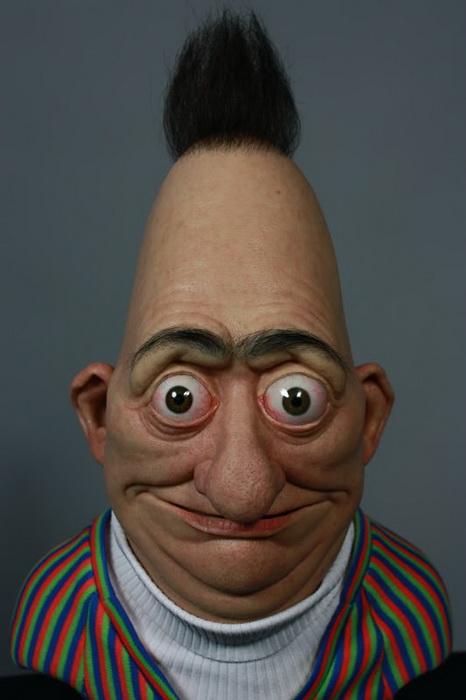 Sesame Street IRL: Bert Is The Creepy People In Your ...