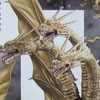 First look at Bandai's S.H. Monster Arts King Ghidorah!