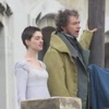 New Set Video Of Hugh Jackman And Anne Hathaway Singing in Les Miserables