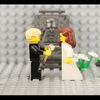 Super Romantic Stop Motion LEGO Marriage Proposal