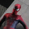 THE AMAZING SPIDER-MAN 2 Set Photos Feature Spidey Suit