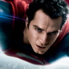 New MAN OF STEEL Poster Features Superman In Flight