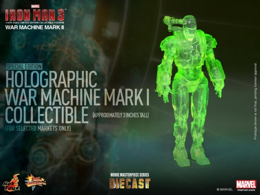 Hot Toys - Iron Man 3 - War Machine Mark II Limited Edition Collectible Figurine_PR15  (Special Edition).jpg