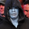 First Images Of Jamie Foxx As Electro in AMAZING SPIDER-MAN 2